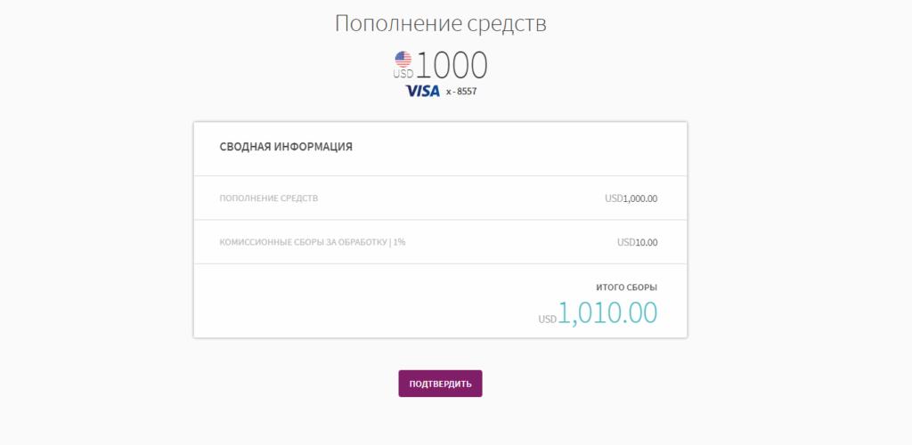 Как пополнить депозит на Forex, без комиссии: Пошаговая инструкция